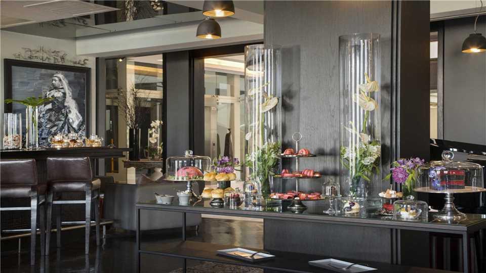 Queen Victoria Hotel Restaurant