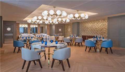 Gran Hotel Bristol La Habana Restaurant