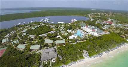 Melia Cayo Coco Hotelanlage