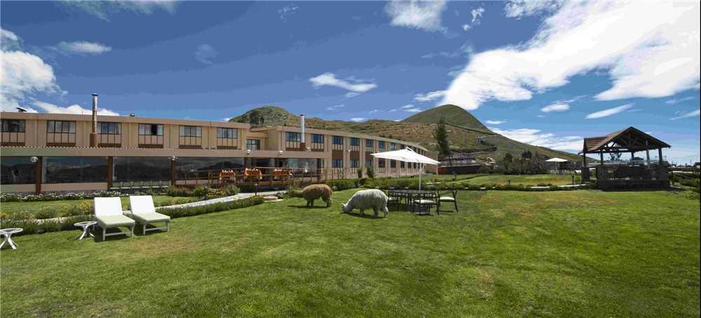 Sonesta Posadas del Inca Hotelansicht