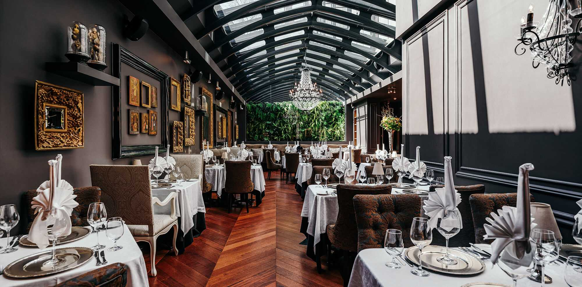 Hotel Telefgraaf Restaurant