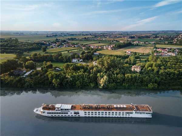 S.S. La Venezia Schiff