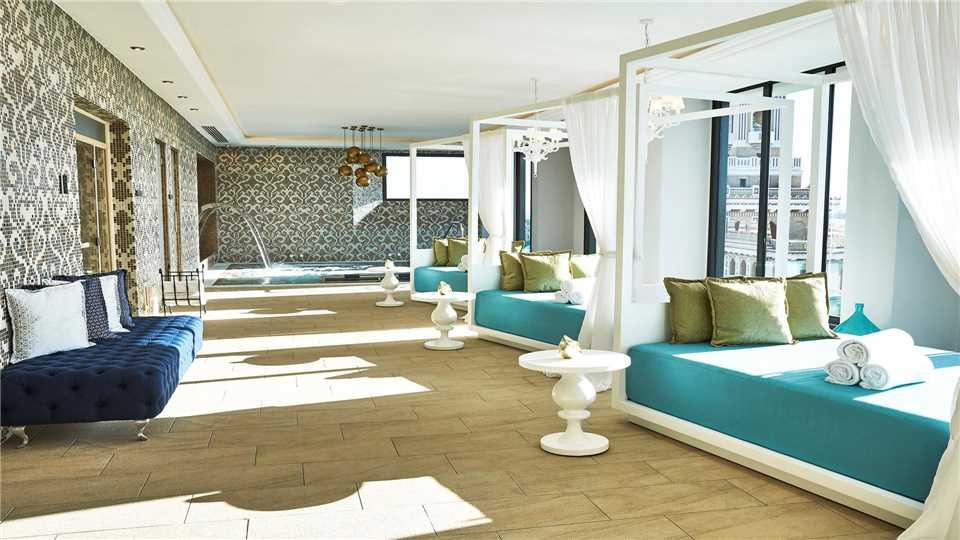 Gran Hotel Manzana Kempinzki la Habana Wellnessbereich