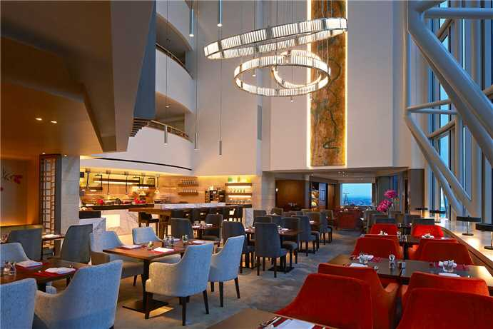 Shangri La Hotel Sydney Restaurant