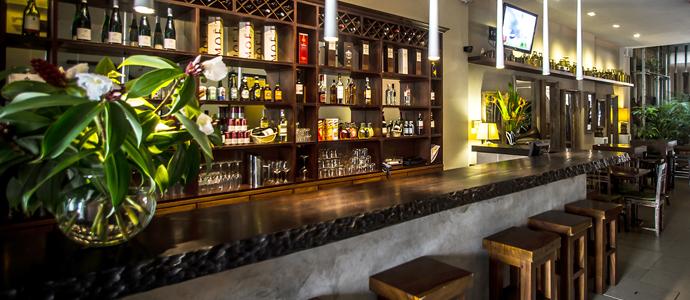 The Ranee Boutique Suites Bar