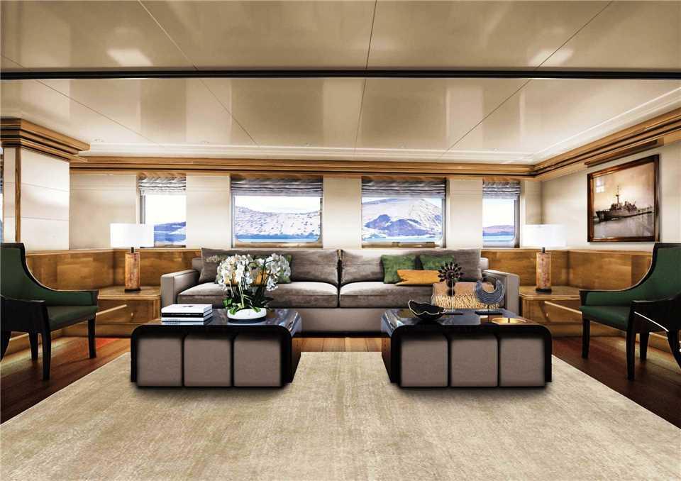 Aqua Blu Lounge