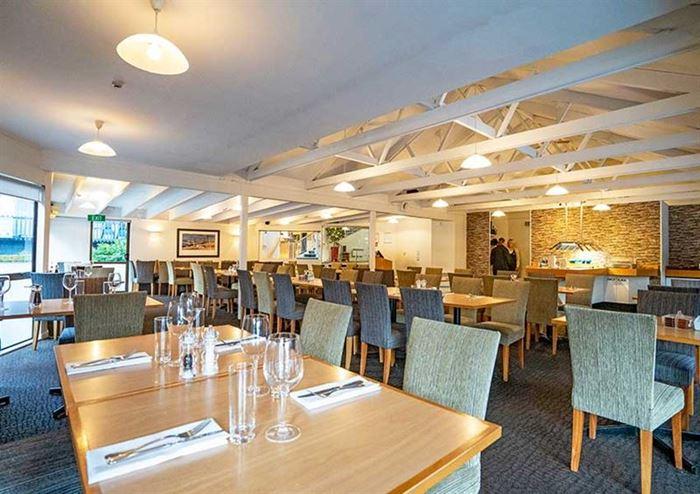 Scenic Suites Queenstown Restaurant