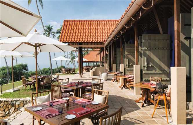 Cape Weligama Restaurant