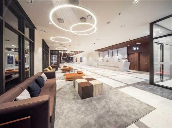 Tmark Grand Hotel Myeongdong Empfangsbereich
