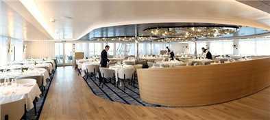Ponant Le Dumont-DUrville Restaurant