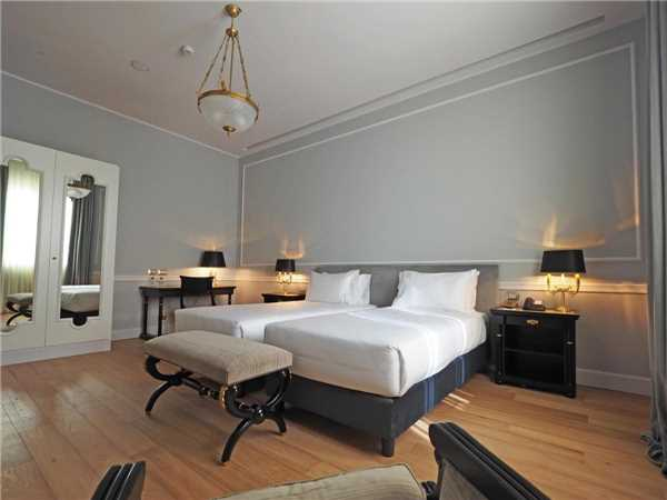 Grand Hotel et des Palmes Doppelzimmer