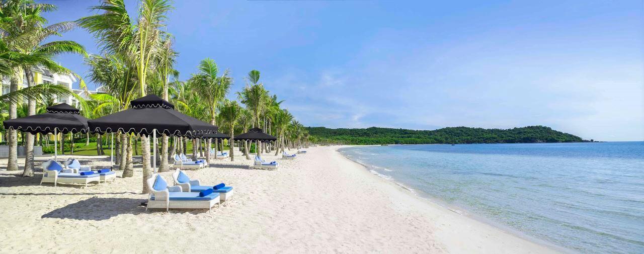 JW Marriott Phu Quoc Emerald Bay Strand