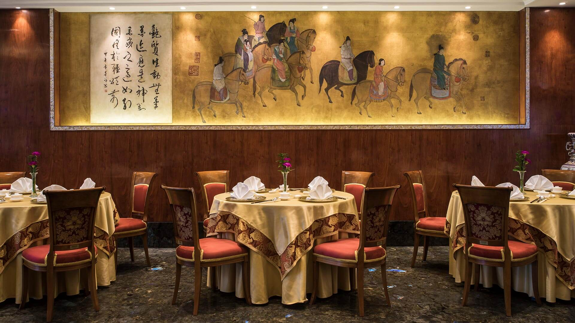 The Reverie Saigon The Royal Pavilion Restaurant