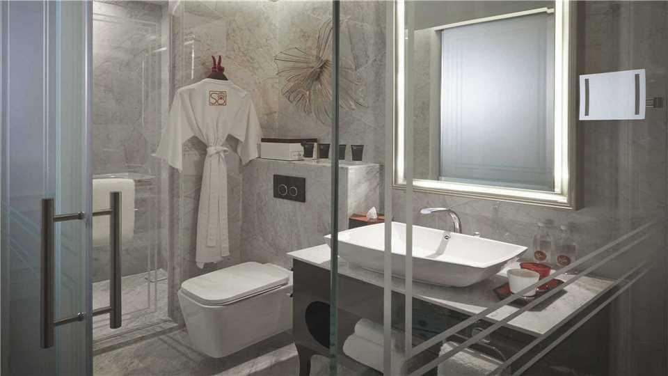 SO Sofitel Singapore Badezimmer