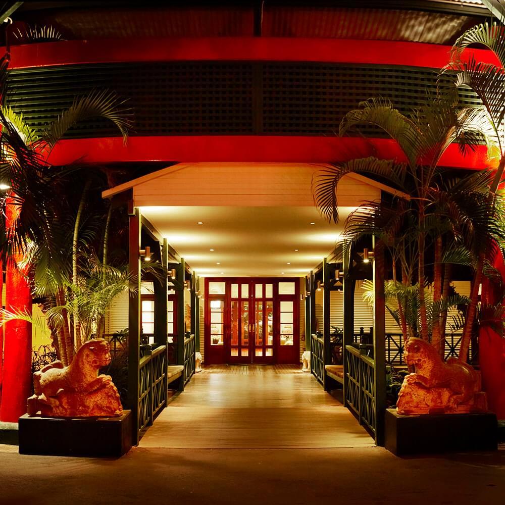 Cable Beach Club Resort & Spa Eingangszimmer