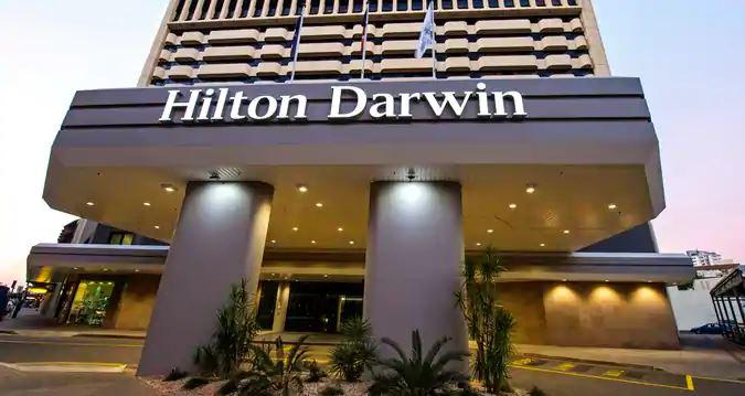 Hilton Darwin Außenansicht