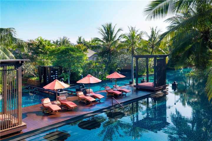 The St. Regis Bali Resort Liegen