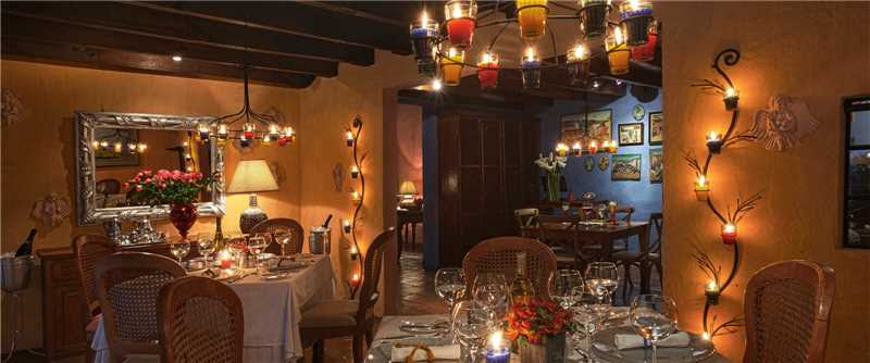 Boutique Hotel Casa Palopó Restaurant