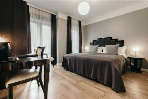 Hotel Borg by Keahotels Zimmer