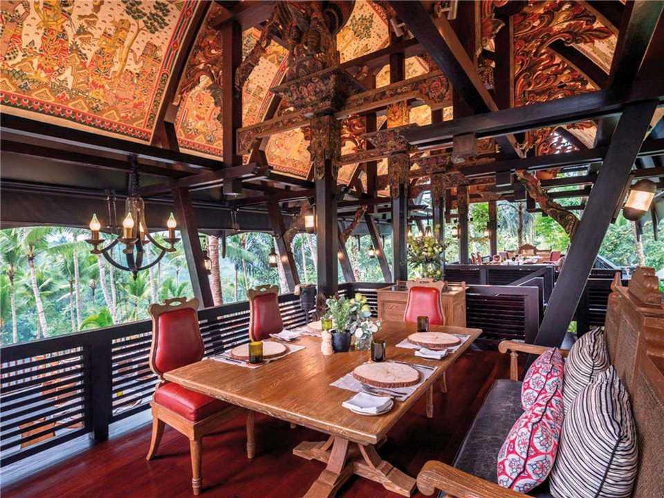 Capella Ubud Restaurant