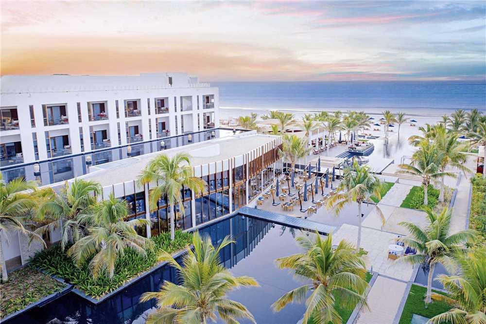 Al Baleed Resort Salalah by Anantara Außenanlage