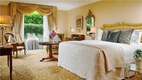 Hayfield Manor Hotel Cork Doppelzimmer