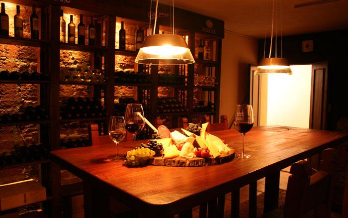 Viñas de Cafayate Wine Resort Weinkeller