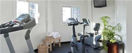 NH Lancaster Fitnessbereich