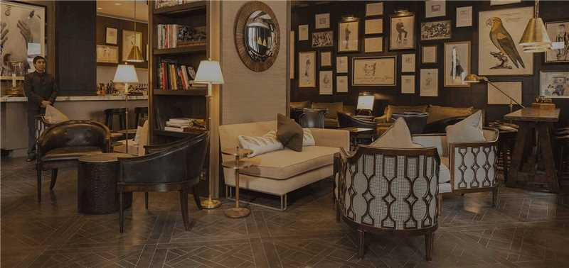 The Singular Santiago Lounge