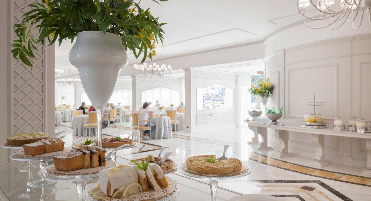 Grand Hotel Mazzarò Sea Palace Restaurant