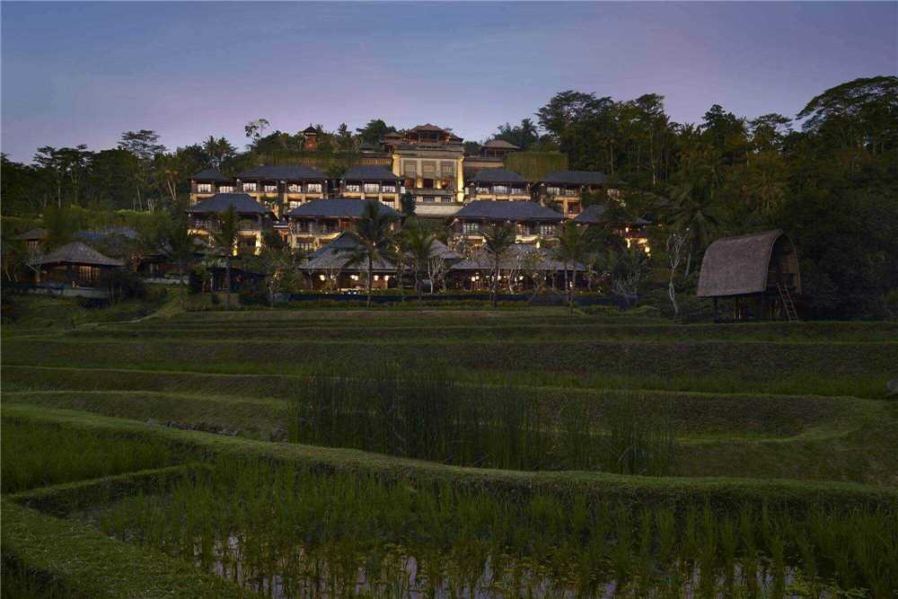 Mandapa, A Ritz-Carlton Reserve Außenansicht
