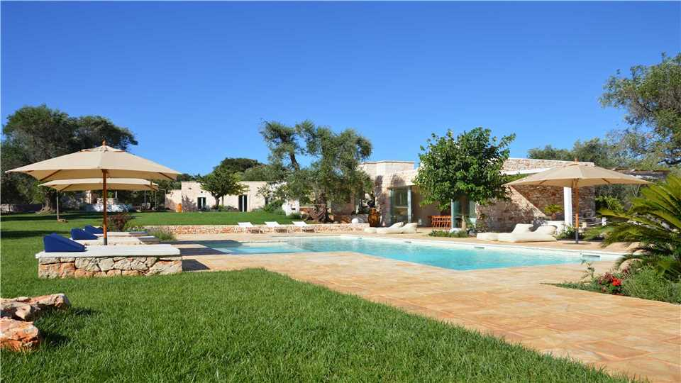 Pool Villa Traguardo