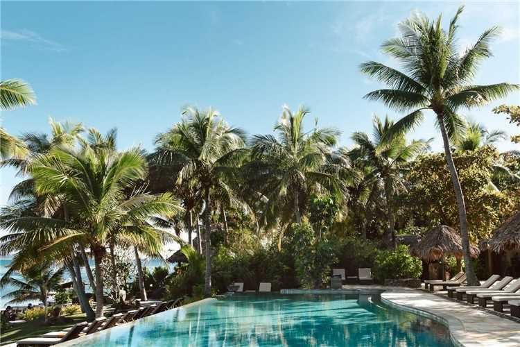Tokoriki Island Resort Liegen