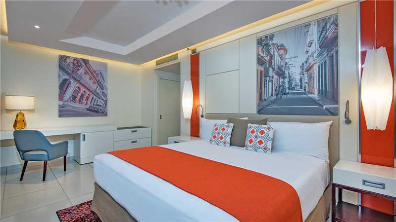 Gran Hotel Bristol La Habana Doppelzimmer