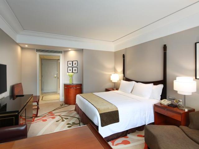 Jin Jiang Hotel Shanghai Doppelzimmer