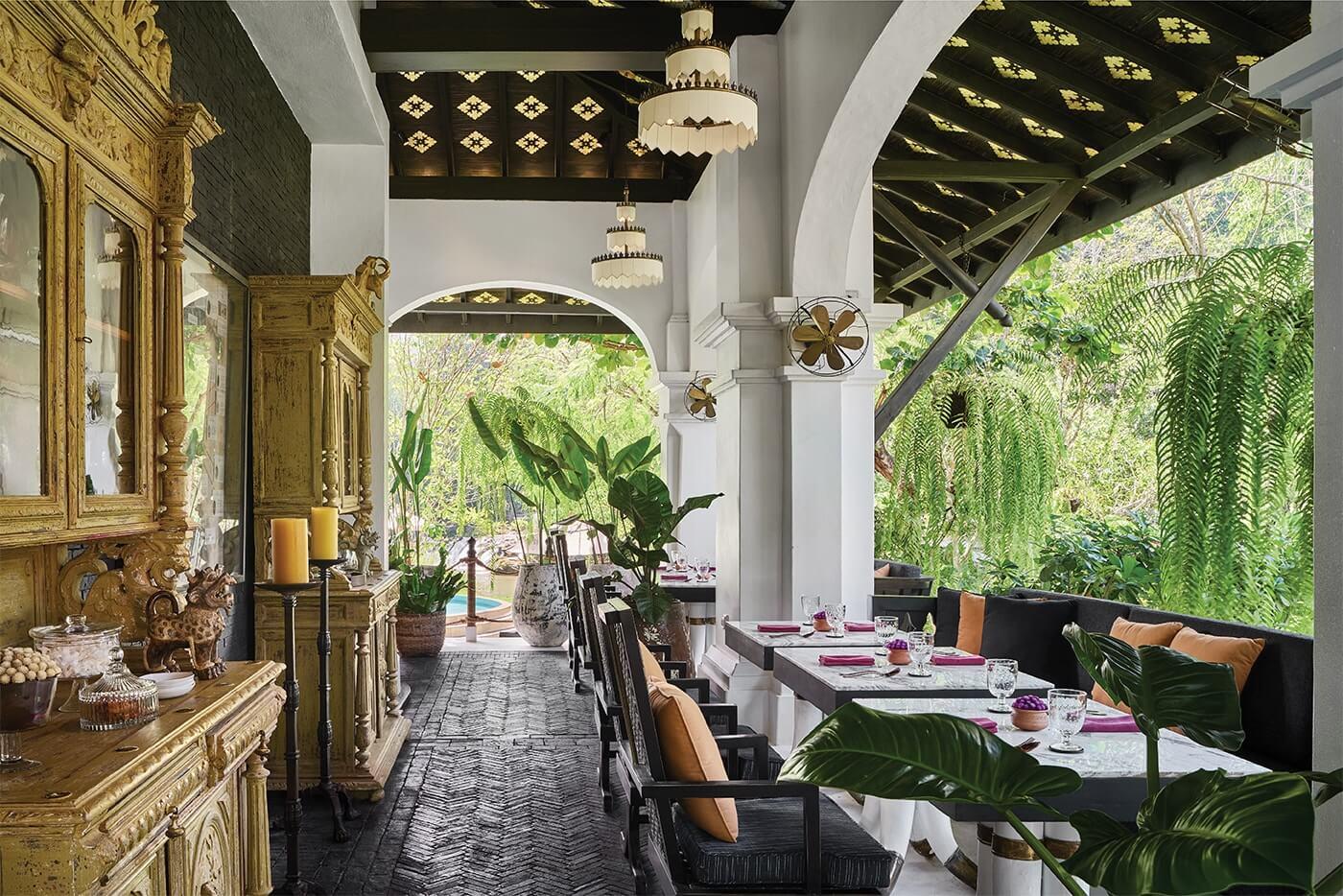 Rosewood Luang Prabang Restaurant