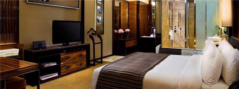 The Fullerton Bay Hotel Zimmer