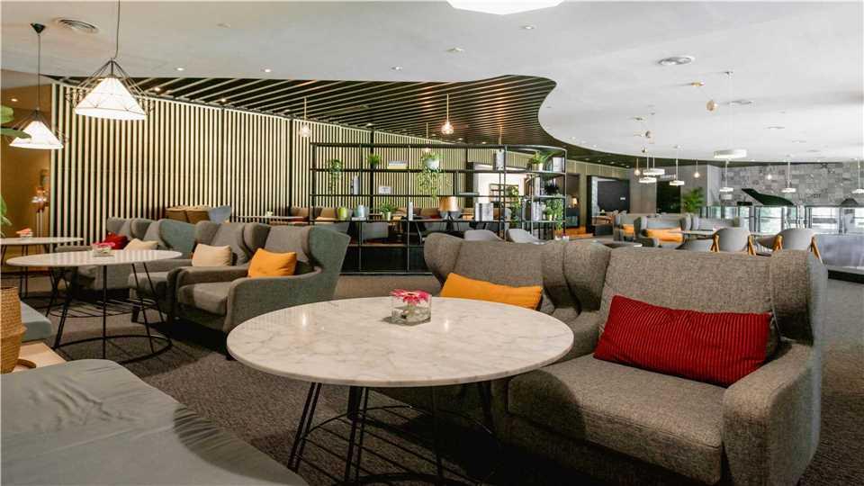 WEIL Hotel Lounge