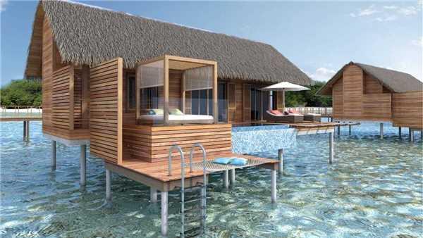 Cayo Guillermo Resort Kempinski Cuba Poolvilla