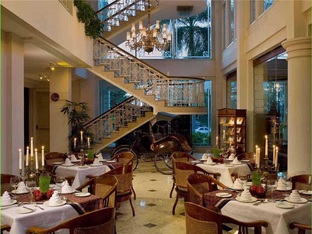 The Phoenix Hotel Yogykarta, MGallery by Sofitel Restaurant