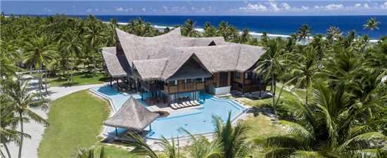Vahine Private Island Resort Villa Royale