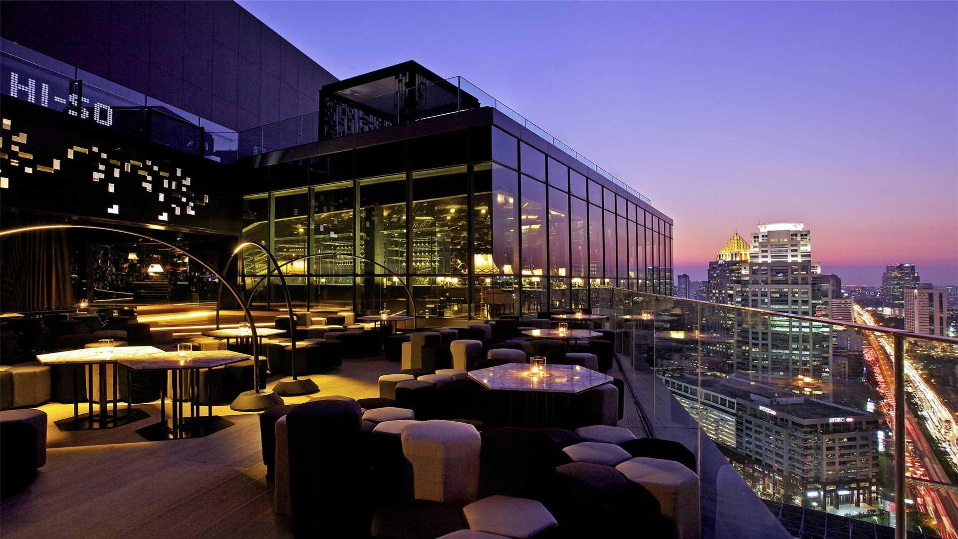 SO Sofitel Bangkok Terrasse