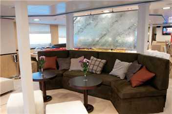 Variety Cruises MY Harmony V Lounge