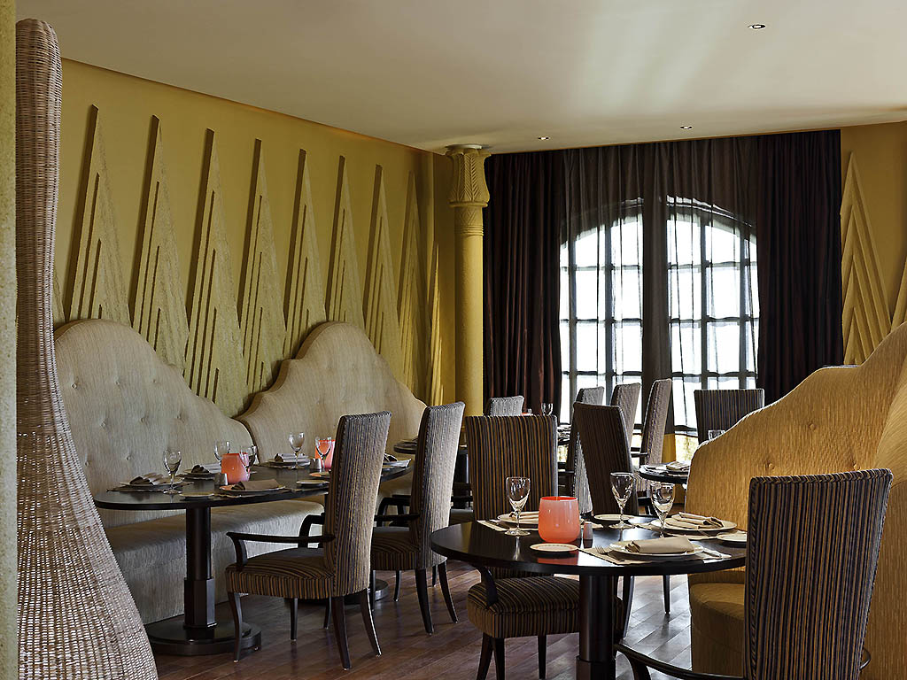 Sofitel Legend Old Cataract Aswan Restaurant