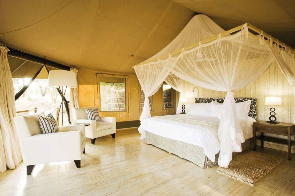 Sanctuary Swala Camp Pavillon