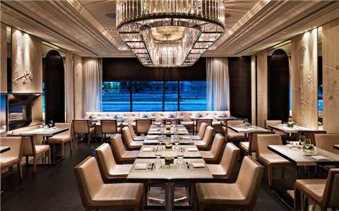 Rosewood Hotel Georgia Restaurant