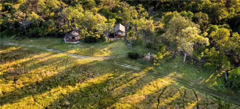 Sanctuary Stanleys Camp Luftaufnahme
