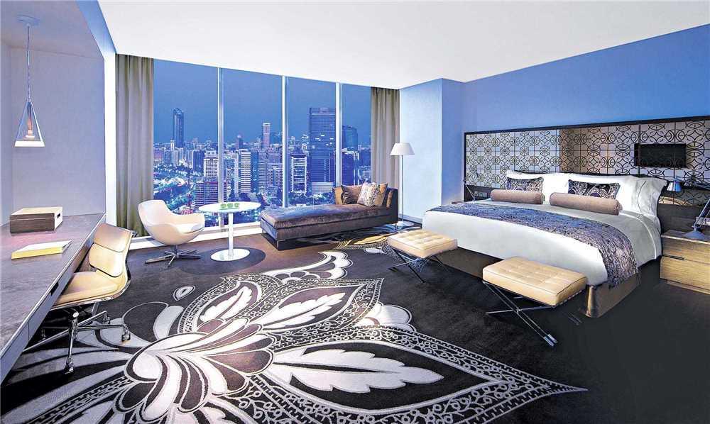 Jumeirah at Etihad Towers Suite