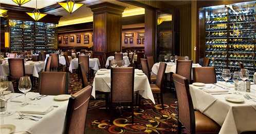 Golden Nugget Lake Charles Hotel & Casino Restaurant