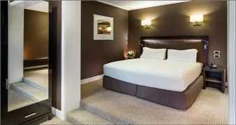 Hilton Queenstown Doppelzimmer